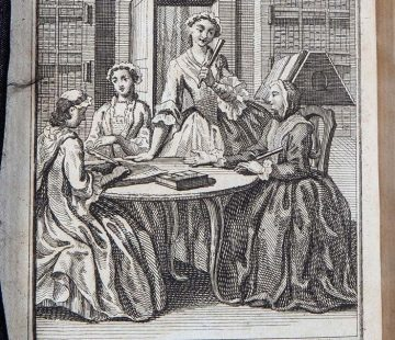 Image from the Female Spectator