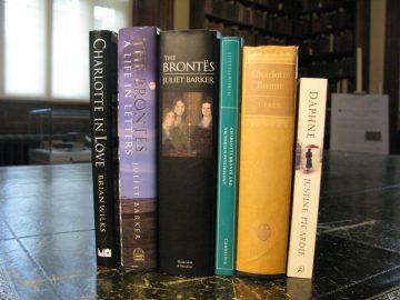 bronte conference books