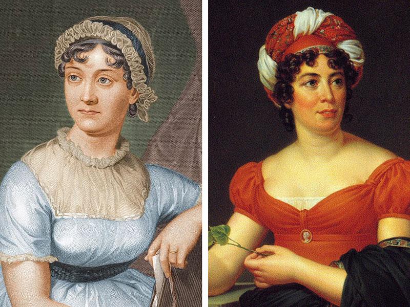 Austen and de Stael
