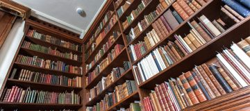 Chawton House Library Lower Reading Room