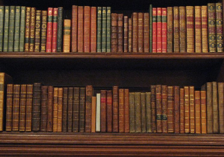 Books that are thought to only exist at Chawton House Library