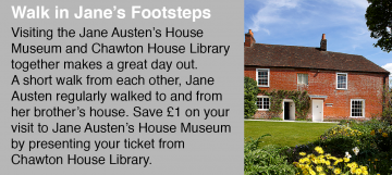 Walk in Jane Austen's Footsteps