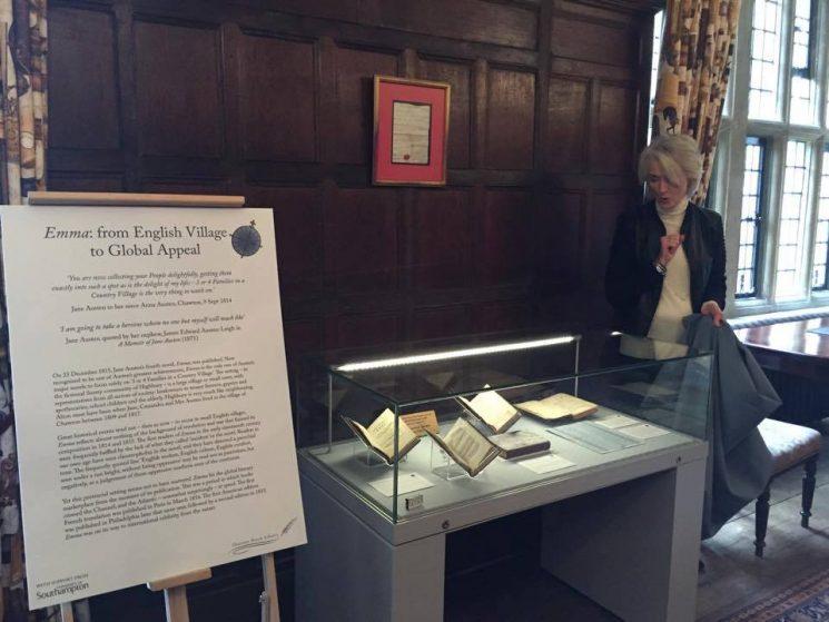Patron Joanna Trollope OBE