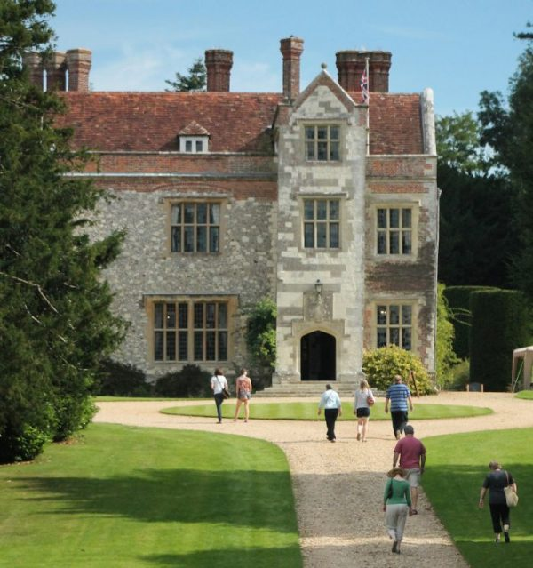 Visit Chawton House Library