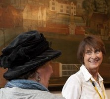 Volunteer at Chawton House Library