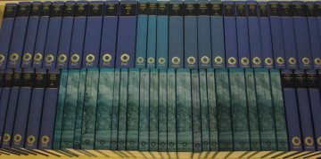 Rows of Chawton House Library Series books