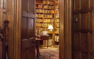 Familiar Traces: stories from the Knight family library