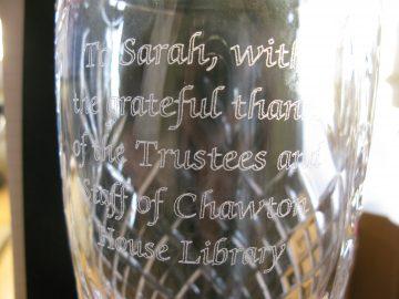 Sarah's vase