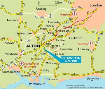 Directions Chawton House