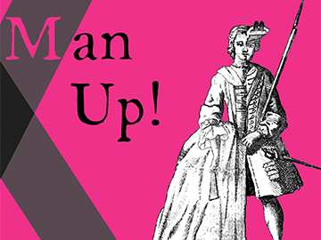 Man Up! logo