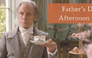 Father's Day, Gentlemen's Afternoon Tea Boxes