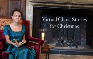 Virtual Ghost Stories for Christmas by the Chawton House Fireside