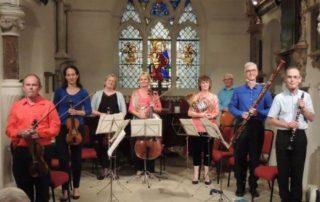 Concert: The Nall Ensemble